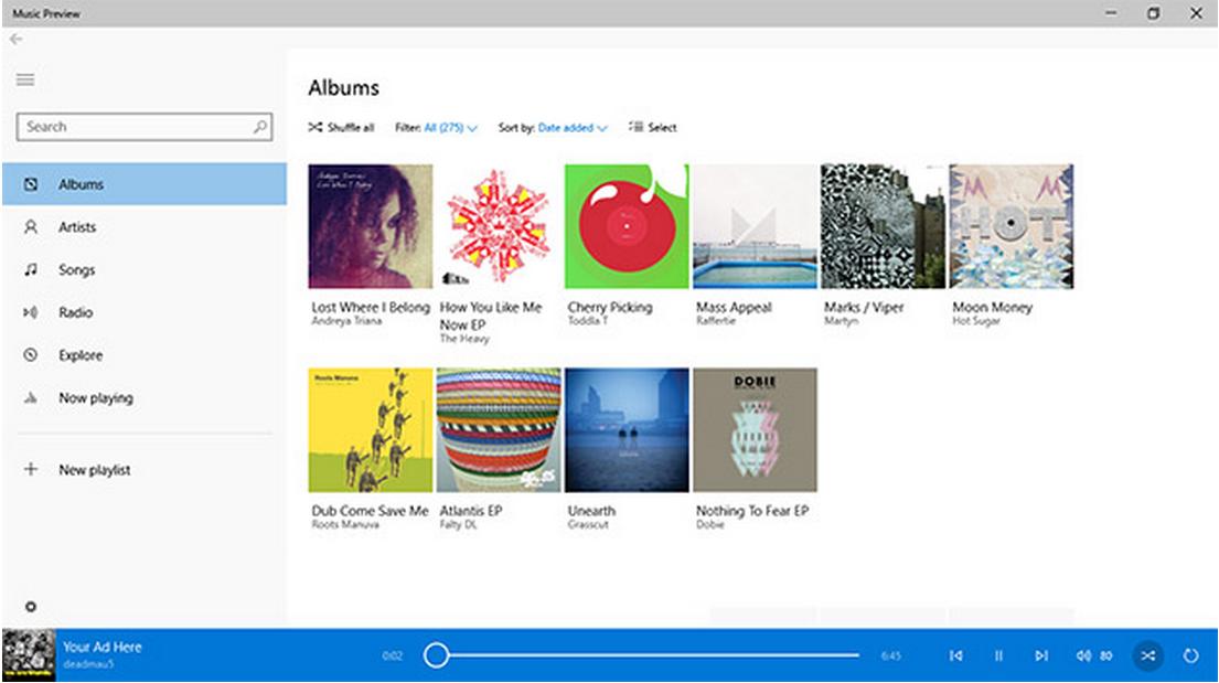 Photo of Media Player pentru Windows 10!