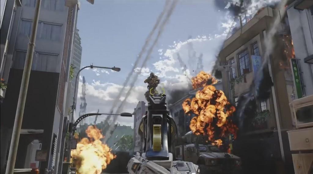 Black Ops 3 Gun