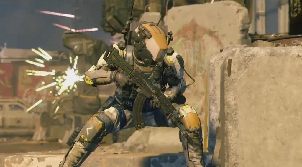 Black Ops 3 Gunsmith