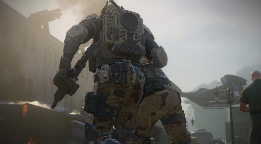 Black Ops 3 Thruster Pack