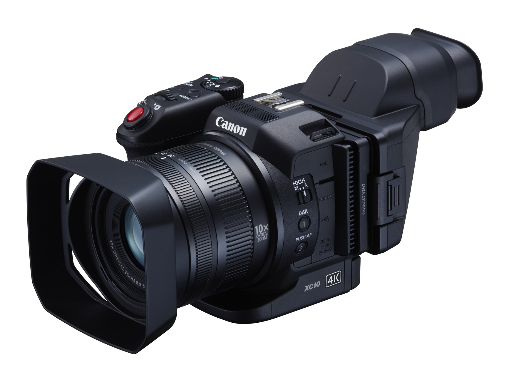 Photo of Canon XC10 – 4K la 2500 de dolari!