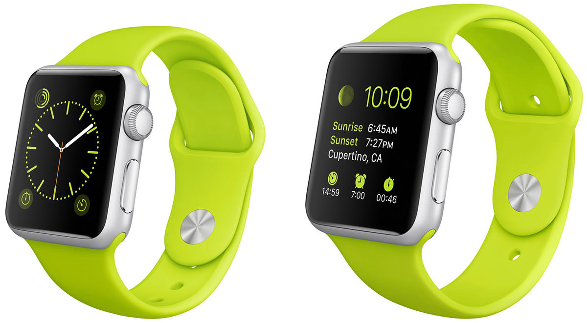 Photo of Cel mai bun display de pe Apple Watch este pe versiunea Sport?!