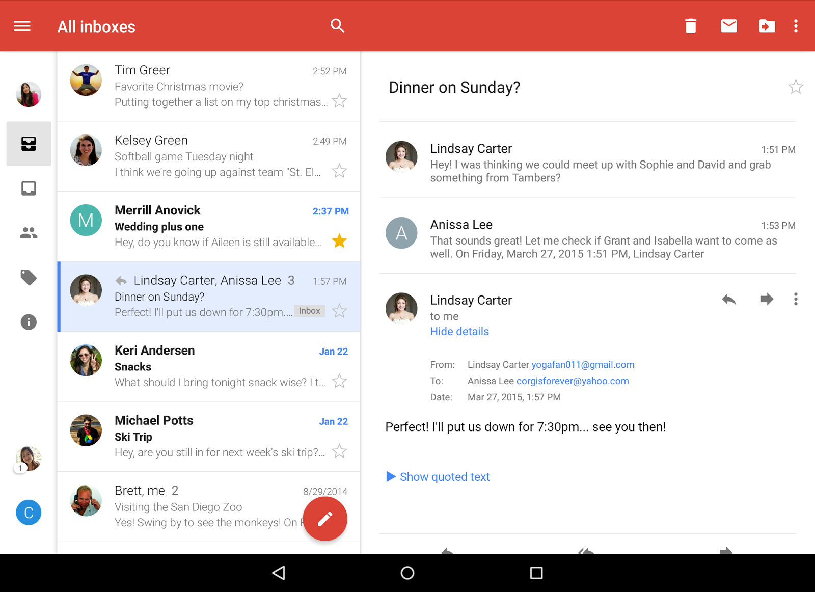 Photo of Android Gmail acum uneste toate conturile de mail