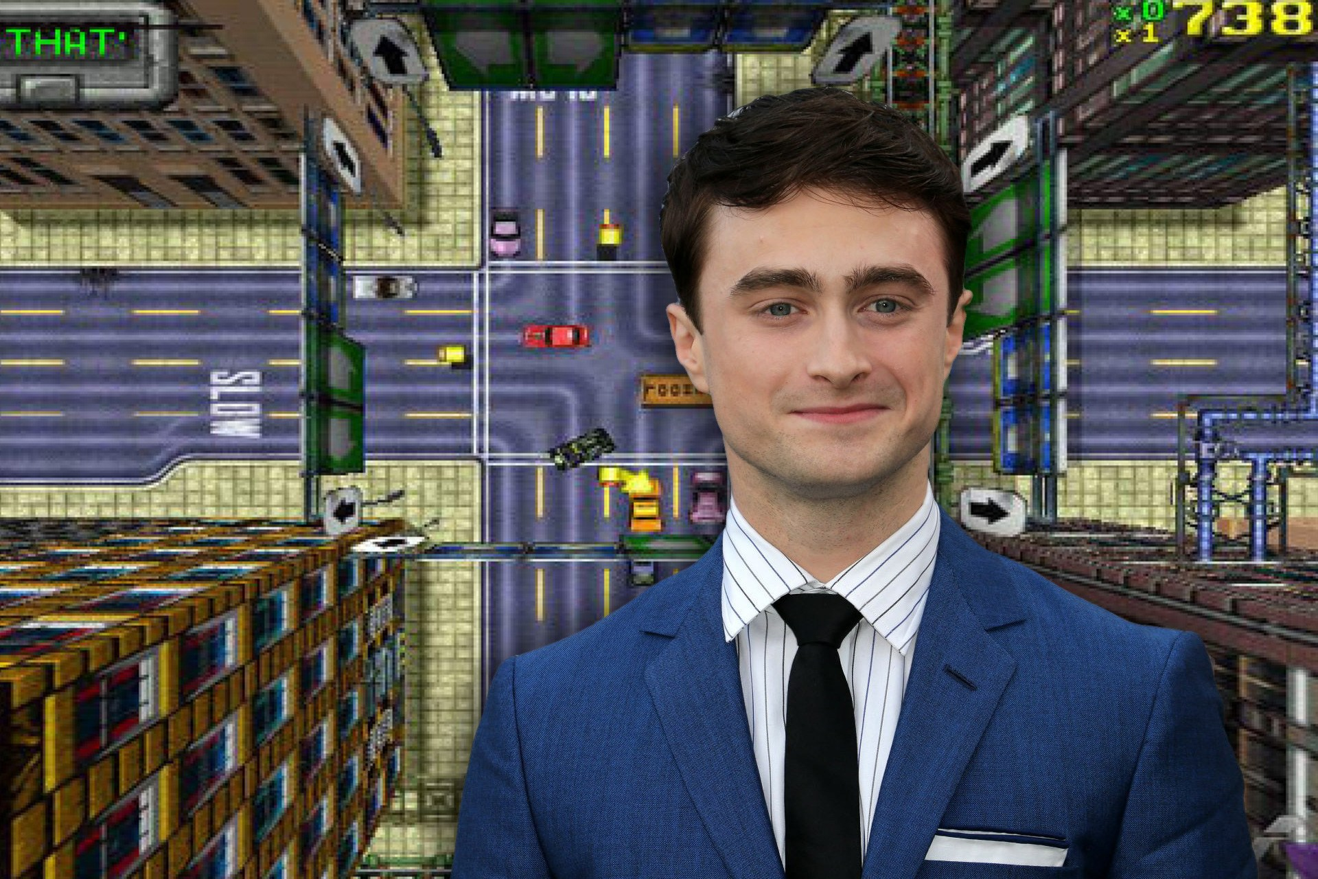 Photo of Daniel Radcliffe confirma rolul in serialul Grand Theft Auto
