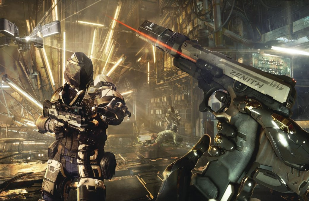 Photo of O mostra consistenta de gameplay din Deus Ex Mankind Divided