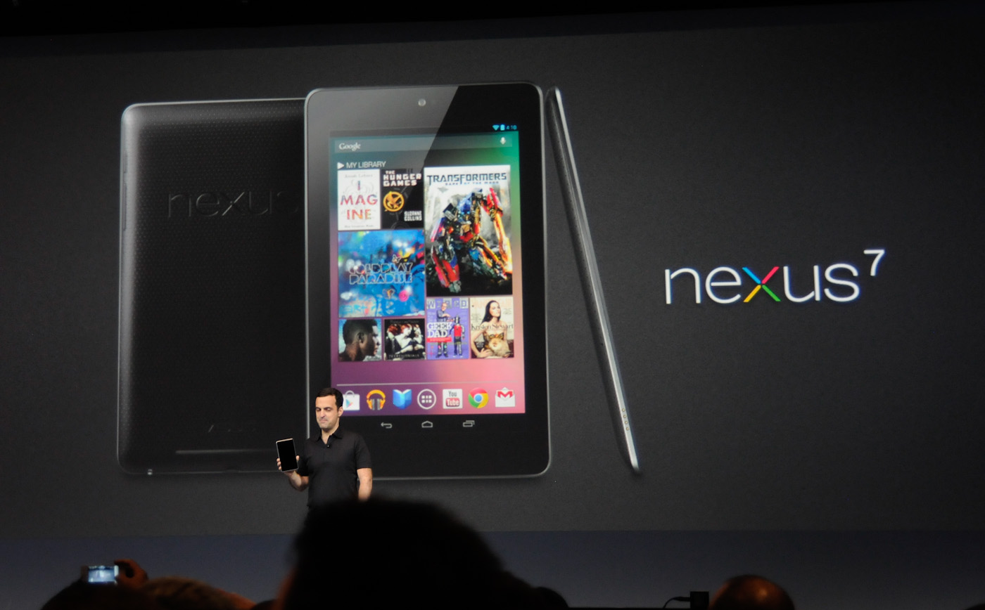 Google renunta la Nexus 7