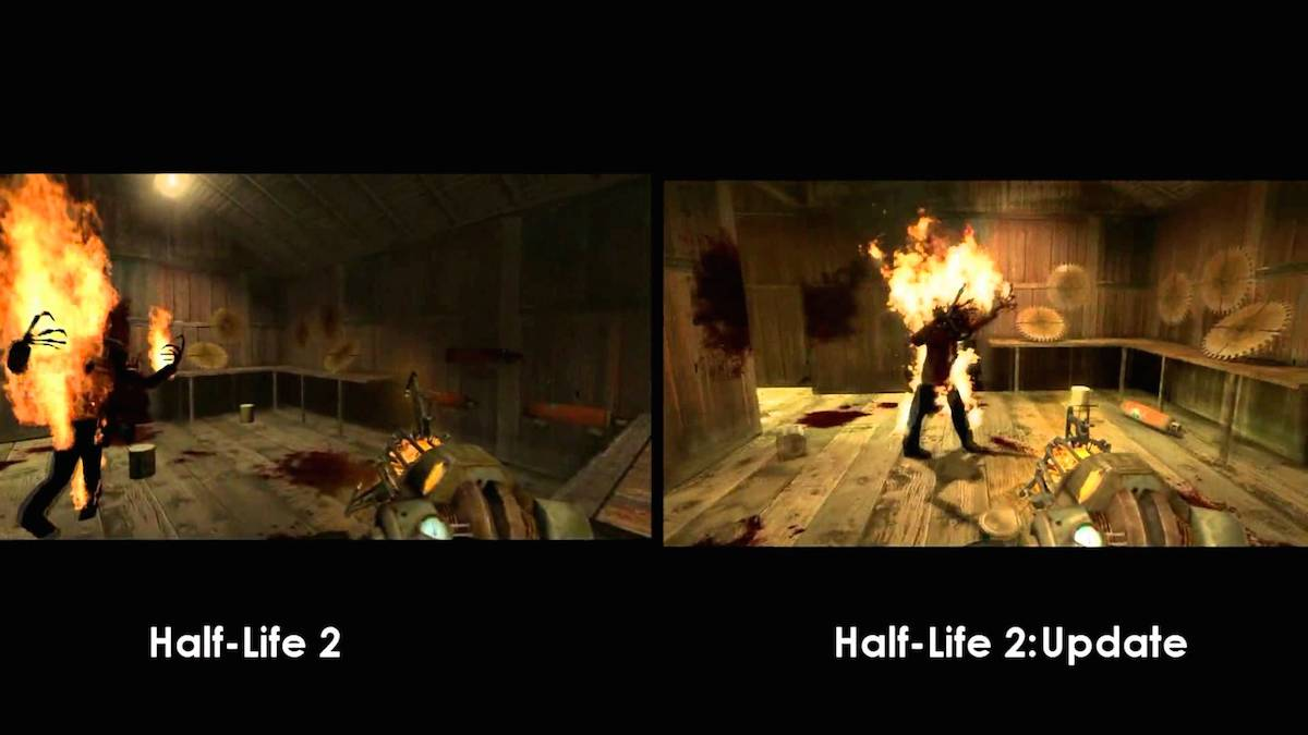 Photo of Half Life 2 Update, Steam vs UE-Saptamana Tech