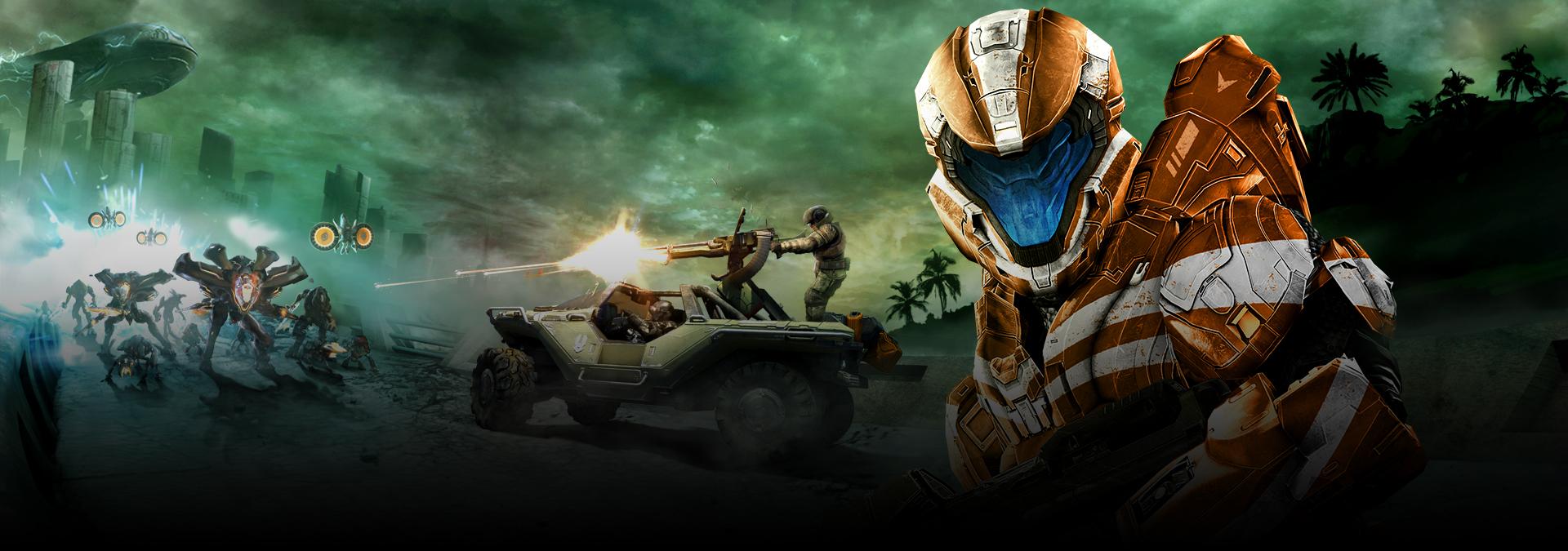 Photo of Microsoft aduce Halo Spartan Strike si pe iOS