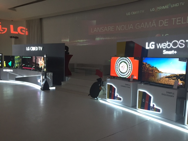 Photo of LG OLED TV si LG PRIME UHD TV pe rafturile din Romania