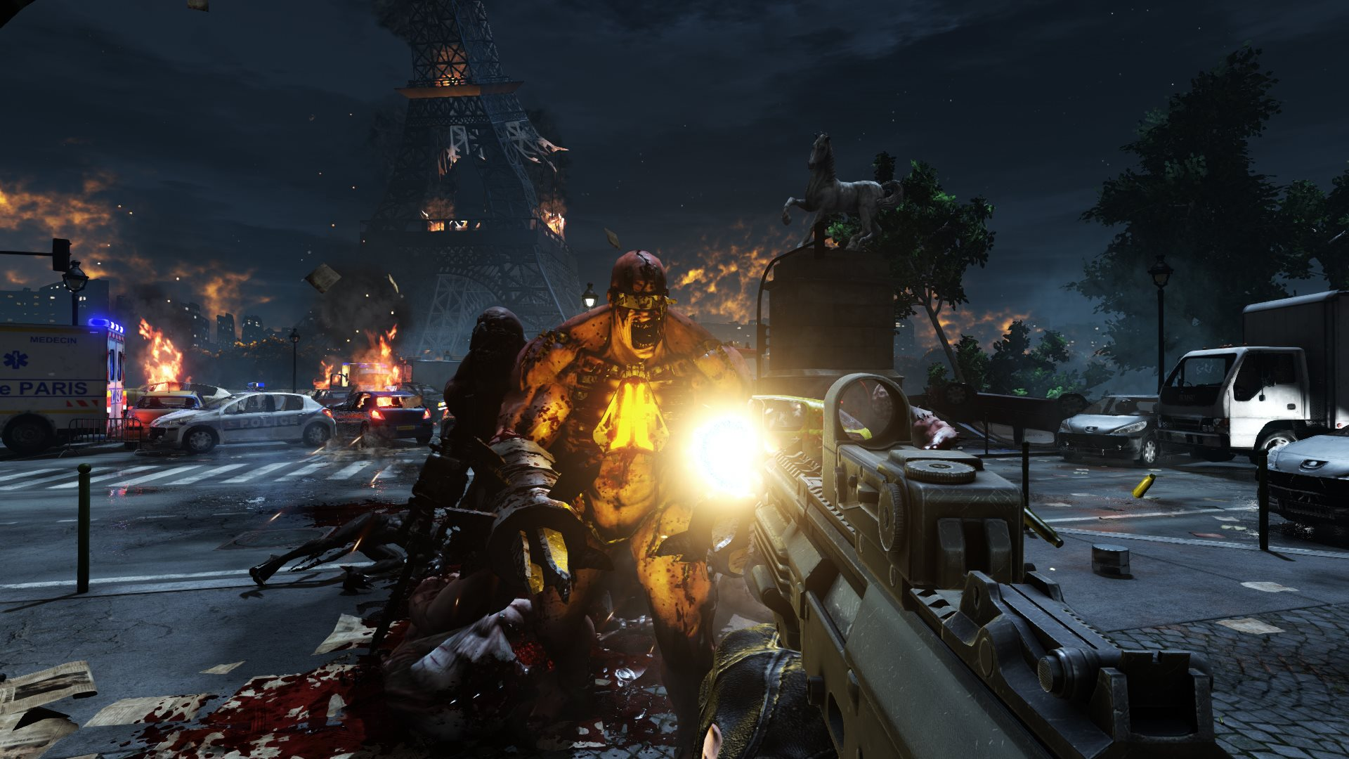 Photo of Killing Floor 2 este gratuit in week-end