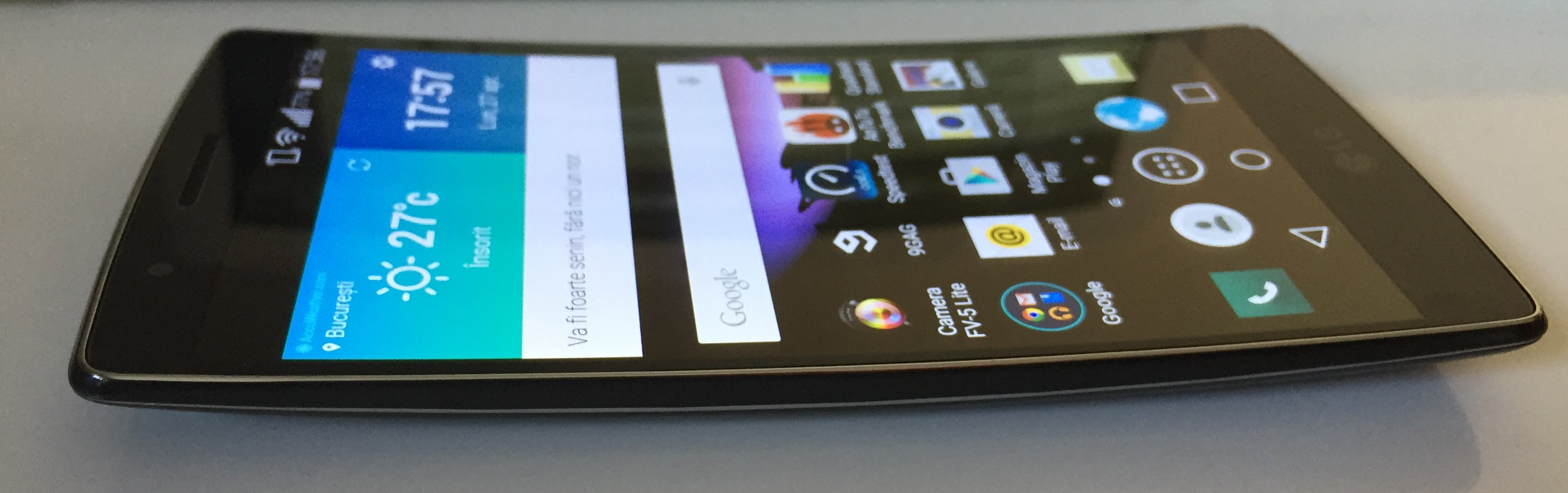 Photo of Review LG G FLEX 2 – Inca un telefon curbat de la LG, inca un hit!