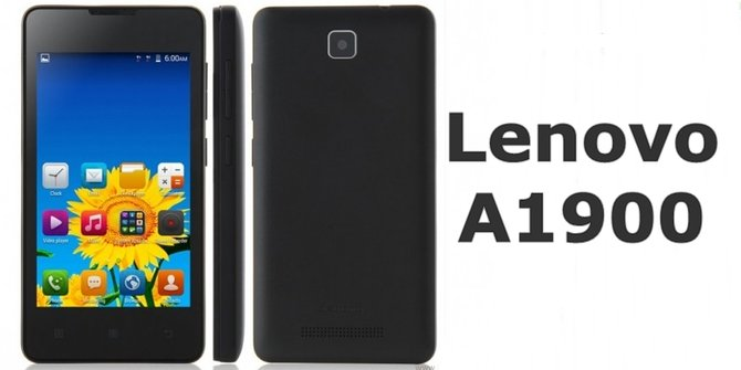 Photo of Lenovo A1900 Telefon de buget echipat cu procesor quad core