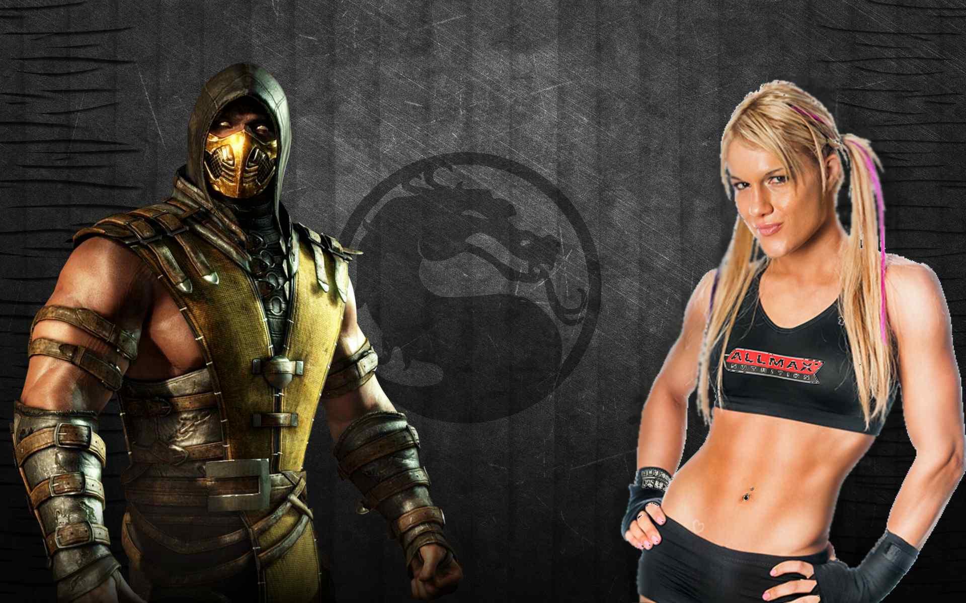 Photo of Mortal Kombat vs Felice Herrig – FIGHT!