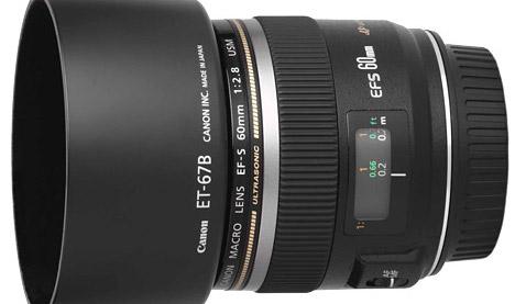 Obiective Canon EF-S 60mm Macro STM