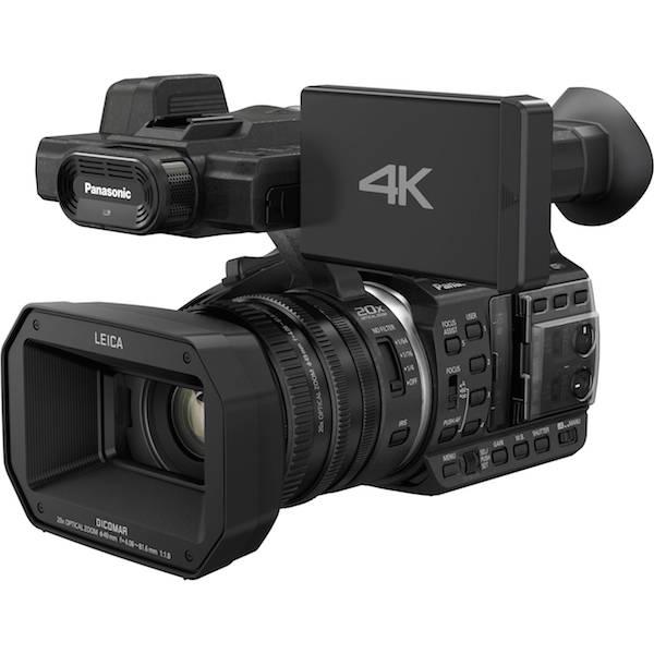 Photo of Panasonic HC-X1000 suporta o multime de formate video, pentru toate pretentiile si situatiile!