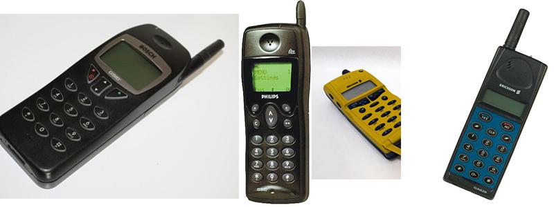 Phones GSM