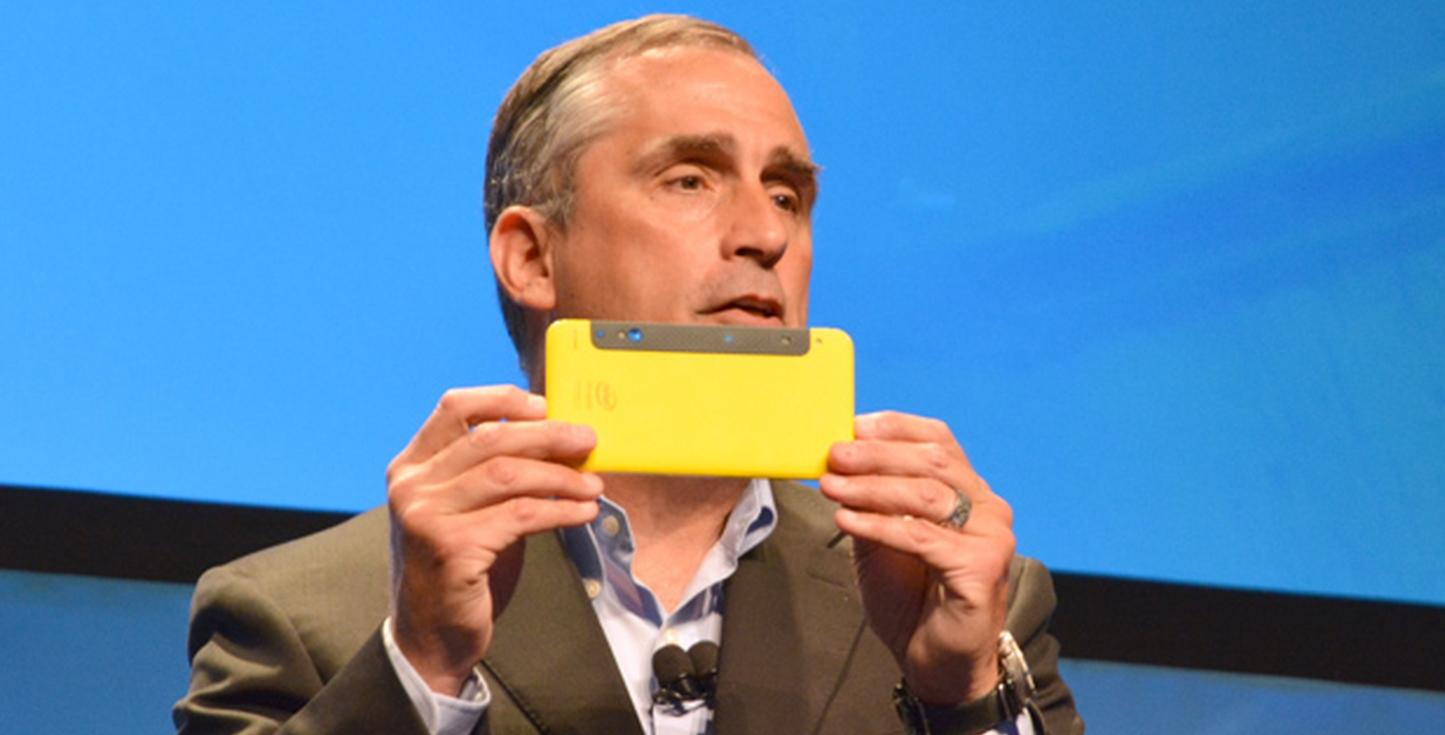 Photo of Intel RealSense Camera este capabila calcul volumetric!