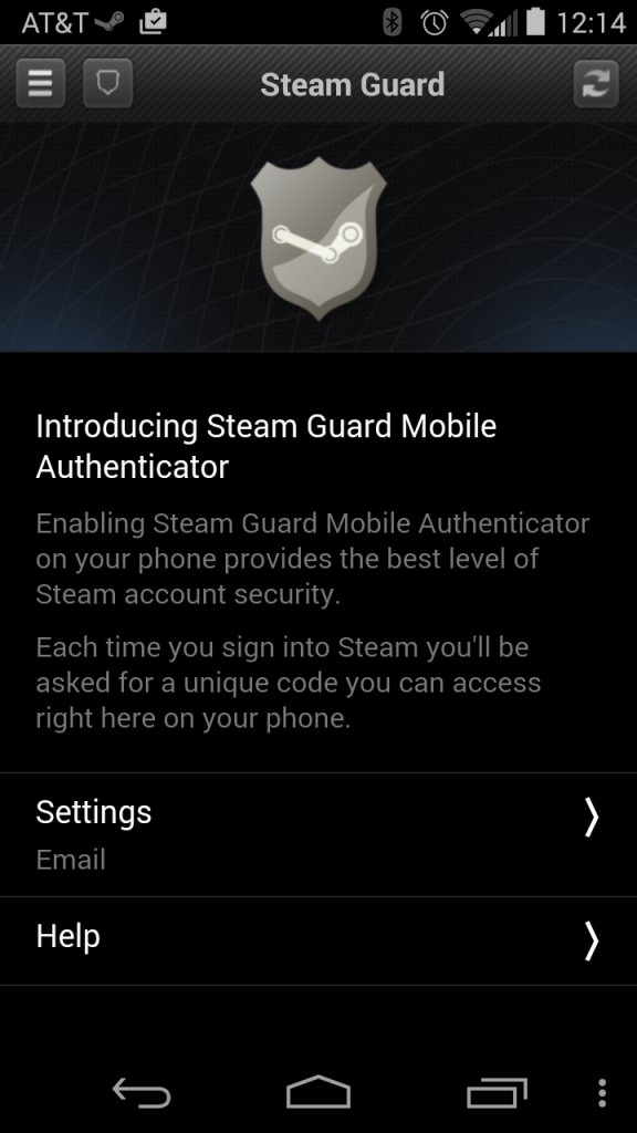 Steam Guard