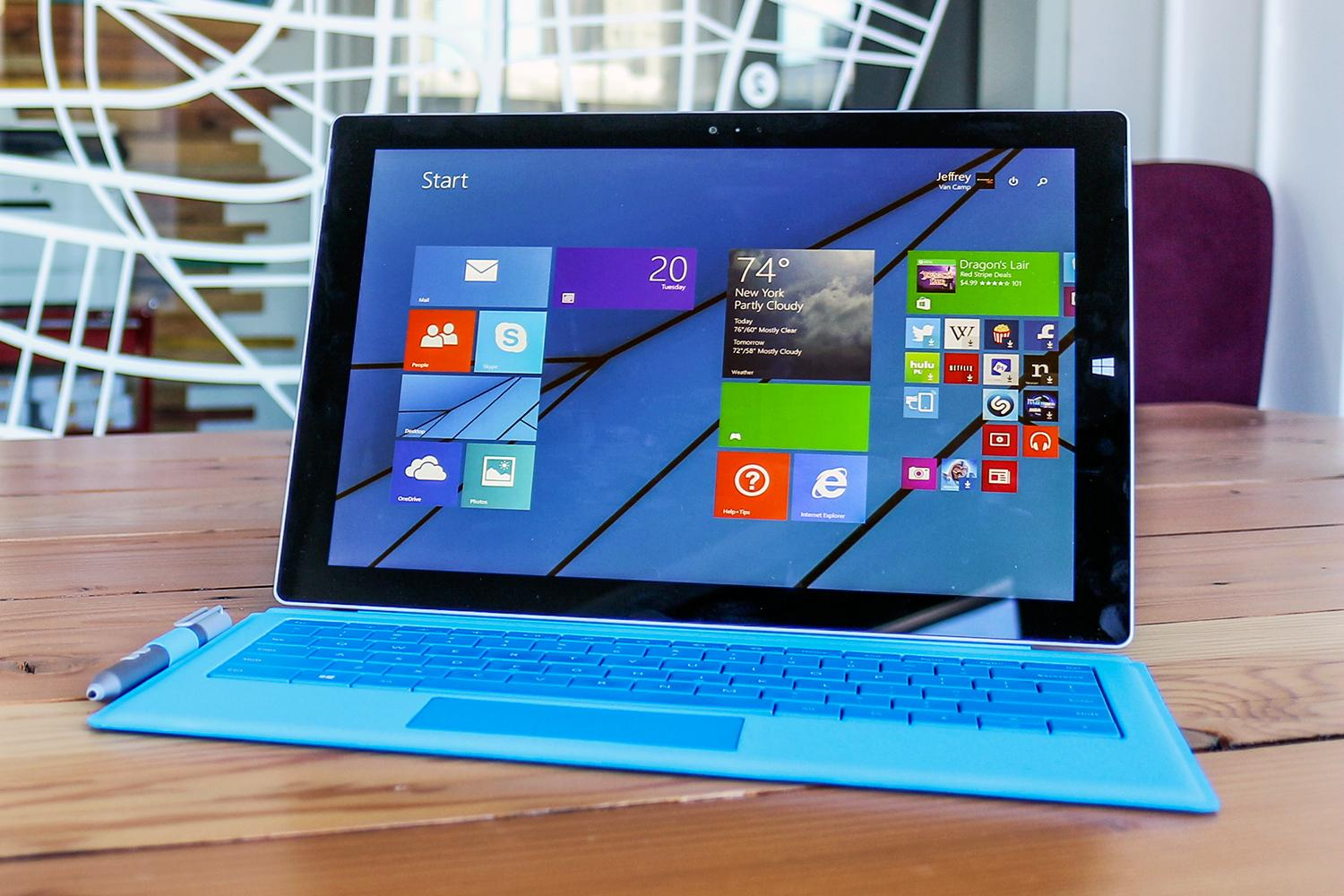 Photo of Noua tableta Surface 3 de la Microsoft tocmai i-a spus adio lui Windows RT!