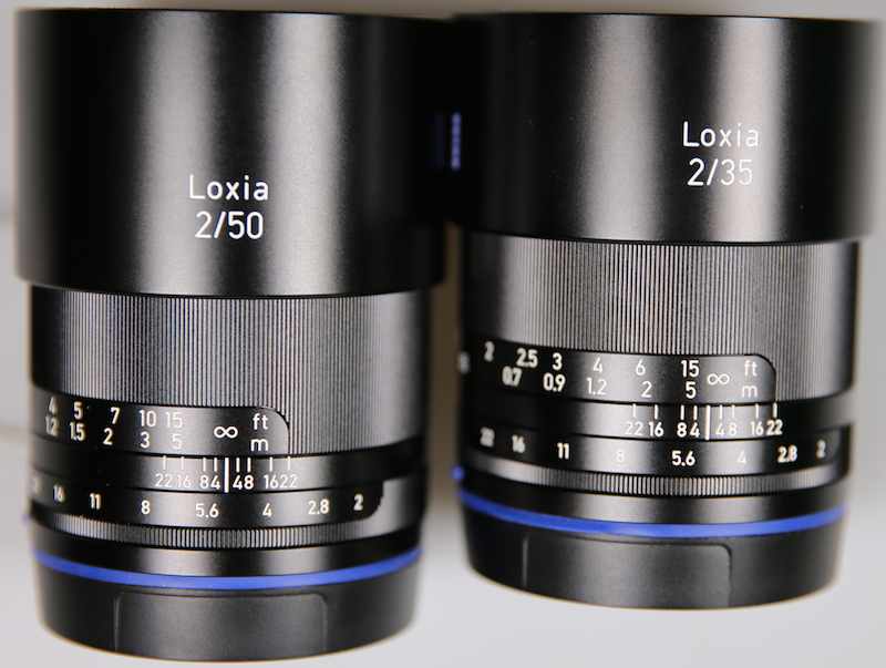 Zeiss Loxia 35 50