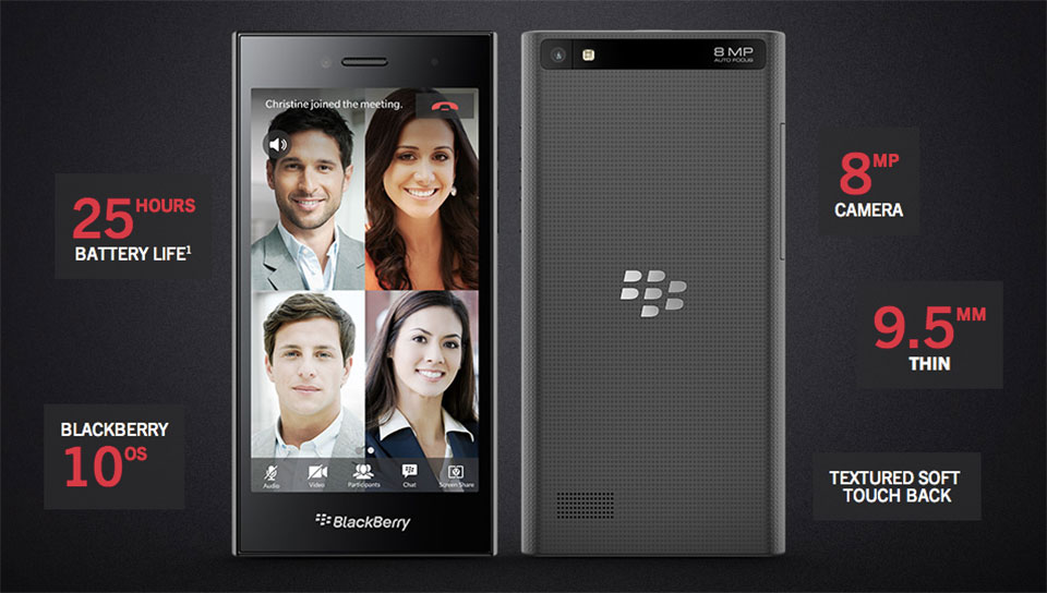 Photo of BlackBerry Leap disponibil la vanzare in Germania si Franta