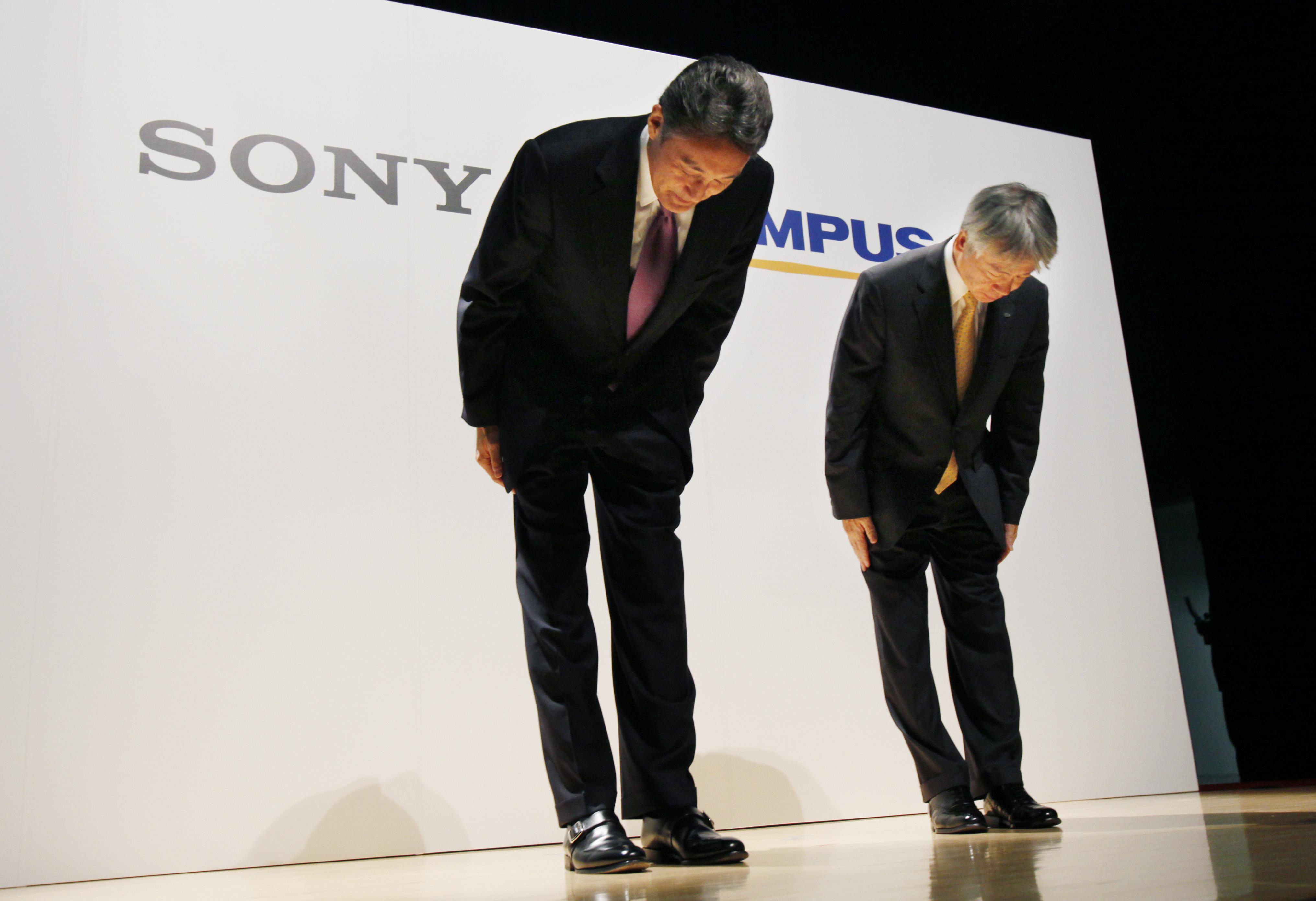 Photo of Sony a vandut jumătate din actiunile pe care le detinea la Olympus
