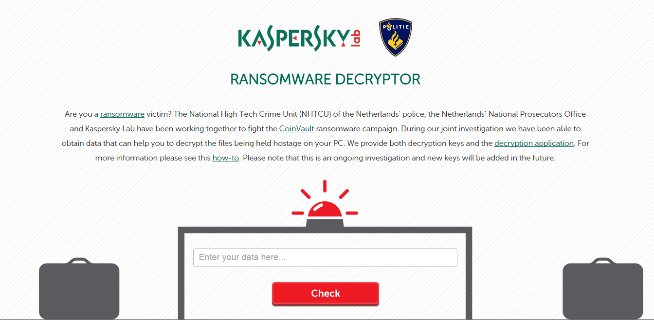 Photo of Kaspersky are cheia pentru ransomware!