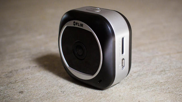 Photo of FLIR FX: camera 2 in 1