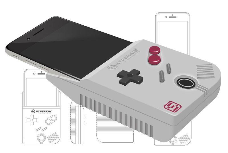 Photo of Smart Boy pentru iPhone 6! Cu tot cu casetele de pe GameBoy!
