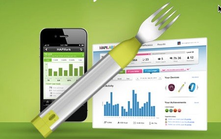 Photo of HAPIfork – furculita inteligenta