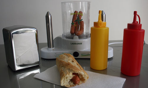 Photo of Hot dog homemade