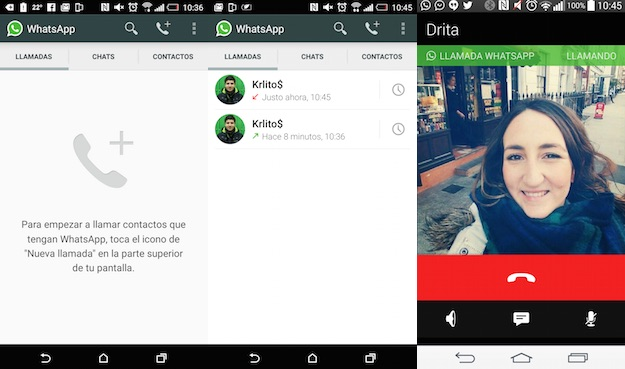 Photo of Apeluri de voce prin WhatsApp, optiune disponibila acum pe Android
