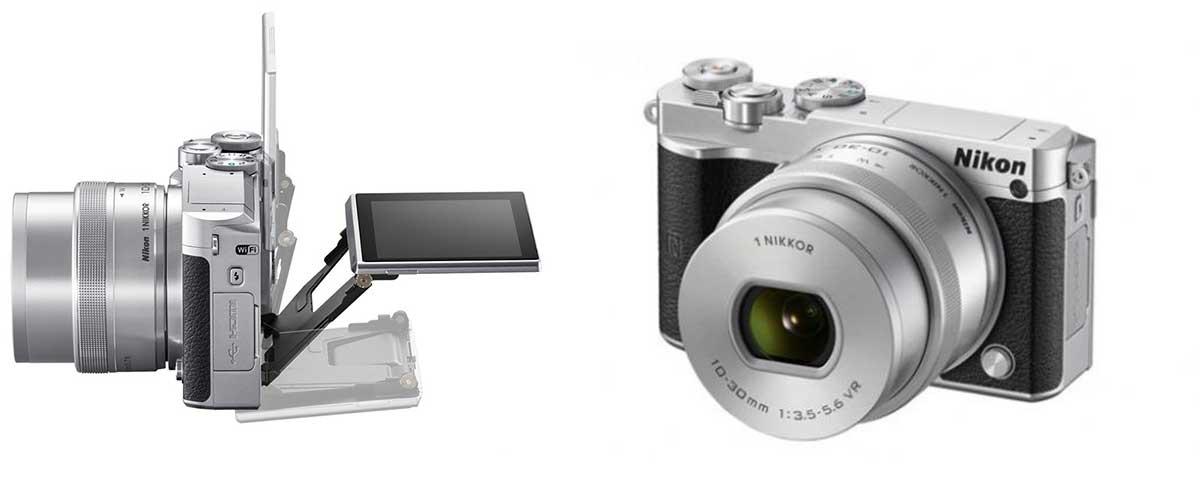 Photo of Nikon 1 J5, filmare 4K direct pe card la un pret de 500$