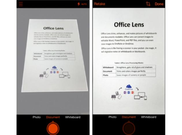 Photo of Office Lens de la Microsoft, un excelent scanner direct pe telefon!
