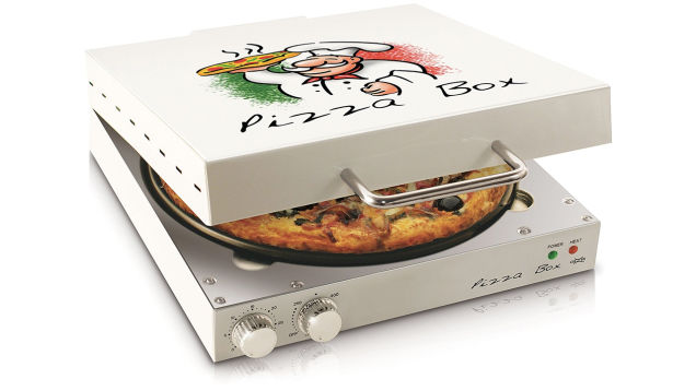Photo of CuiZen Pizza Box Oven: cuptorul in forma de cutie de pizza