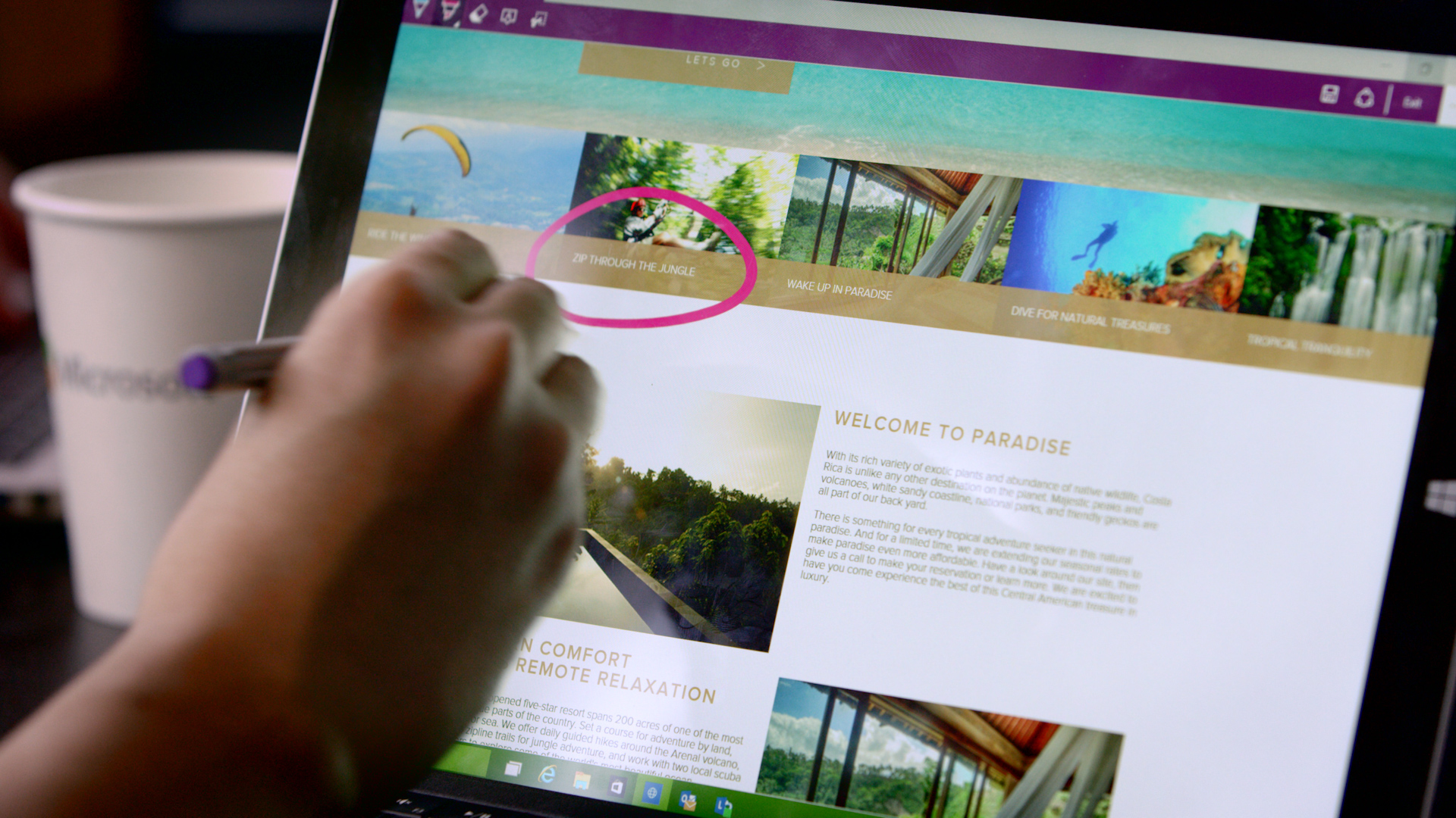 Photo of Poti incerca noul browser Spartan de pe Windows 10…  acum!