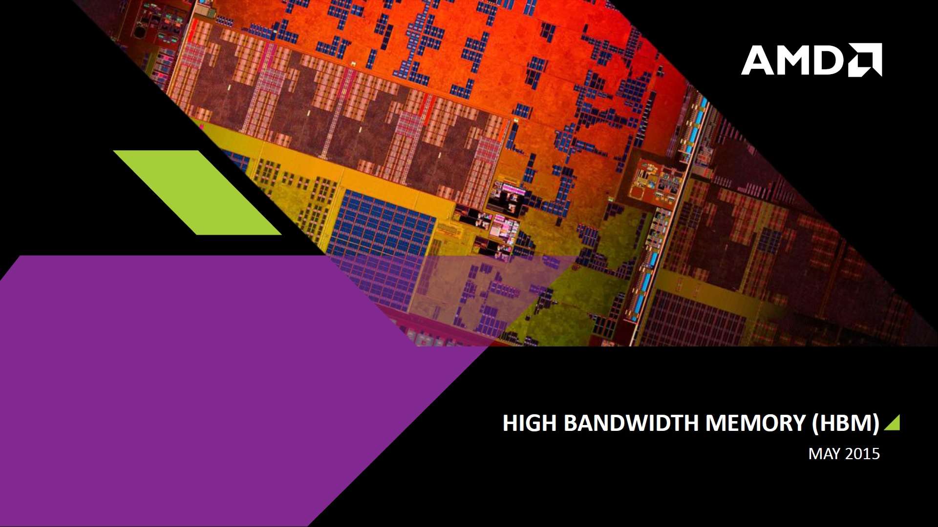 Photo of Memoria RAM HBM 3D Stacked a fost anuntata oficial de AMD!