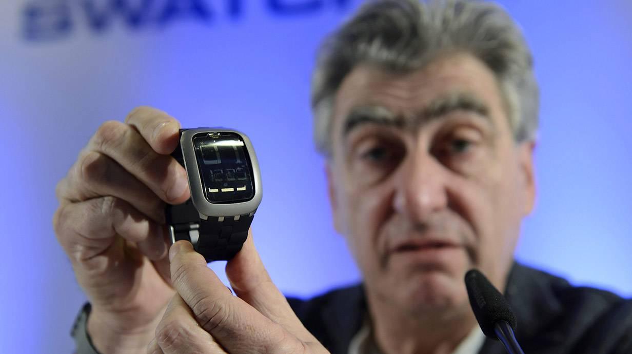 Bateria de smartwatch cu durata de sase luni
