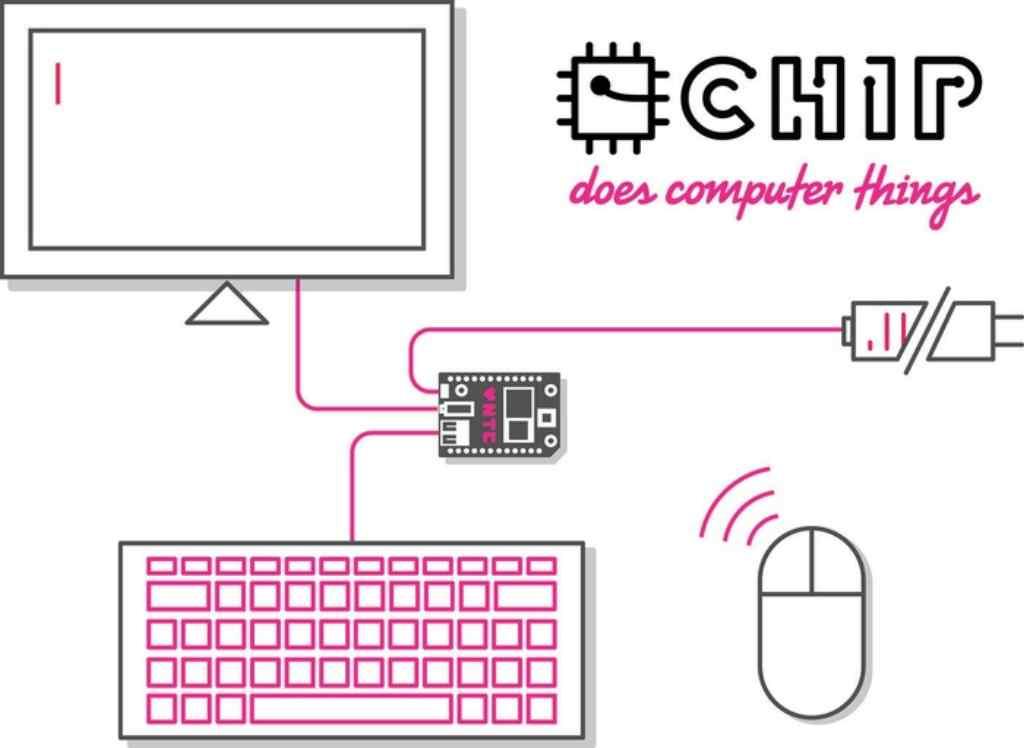 Photo of O alternativa la Raspberry Pi este CHIP care-i… cheap: costa doar 9 dolari!