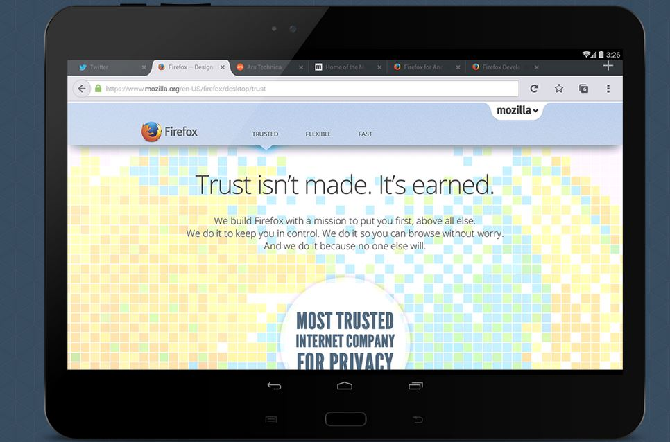 Photo of Download Firefox 38 Stable pentru Android