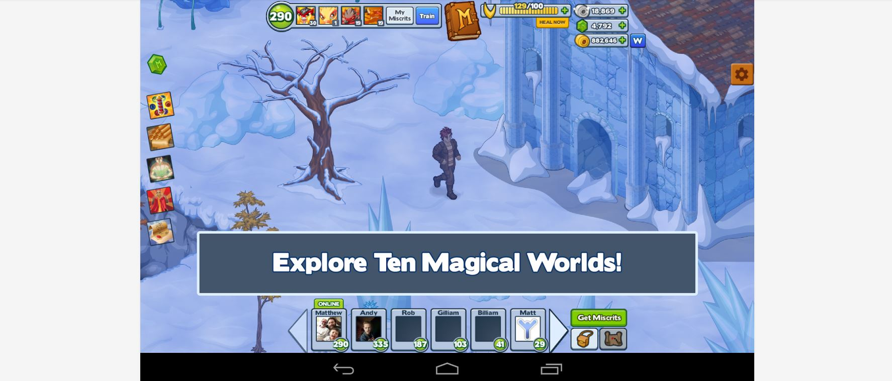 Photo of Download Miscrits: World of Creatures.apk