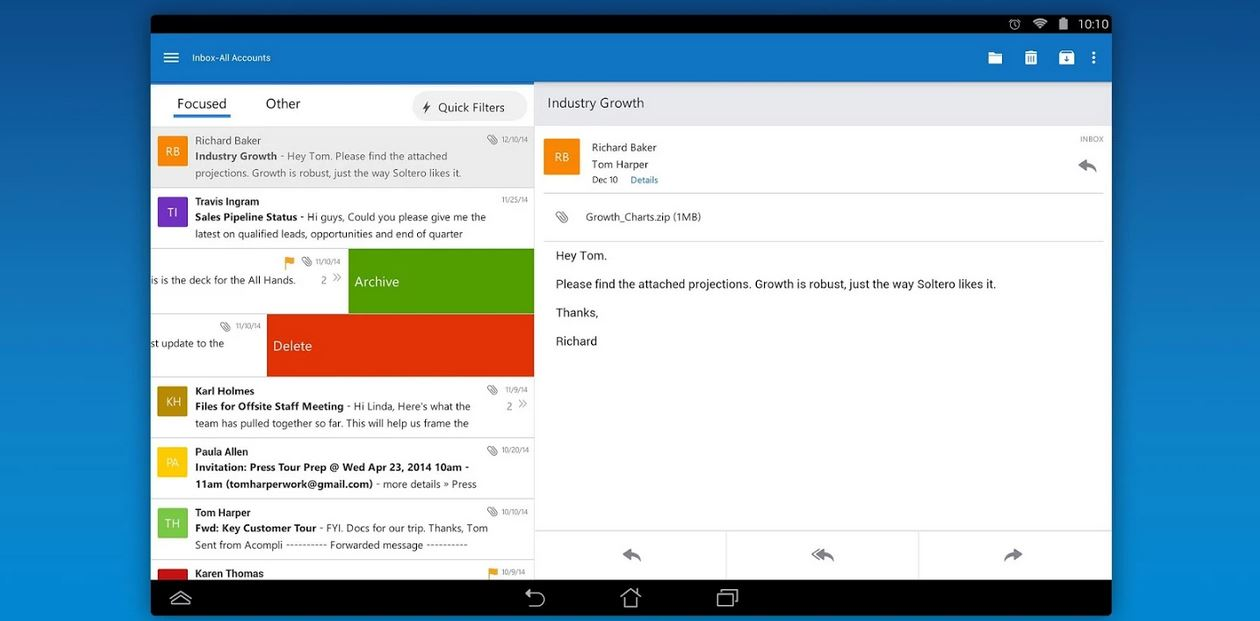 Photo of Download Outlook 1.2.8.apk