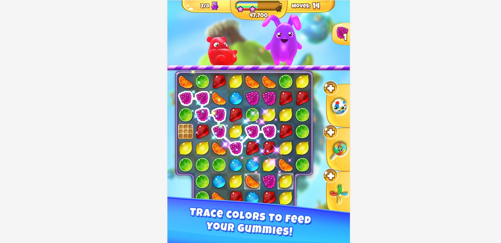 Photo of Download Yummy Gummy v1.52.apk (Unlimited Money MOD)