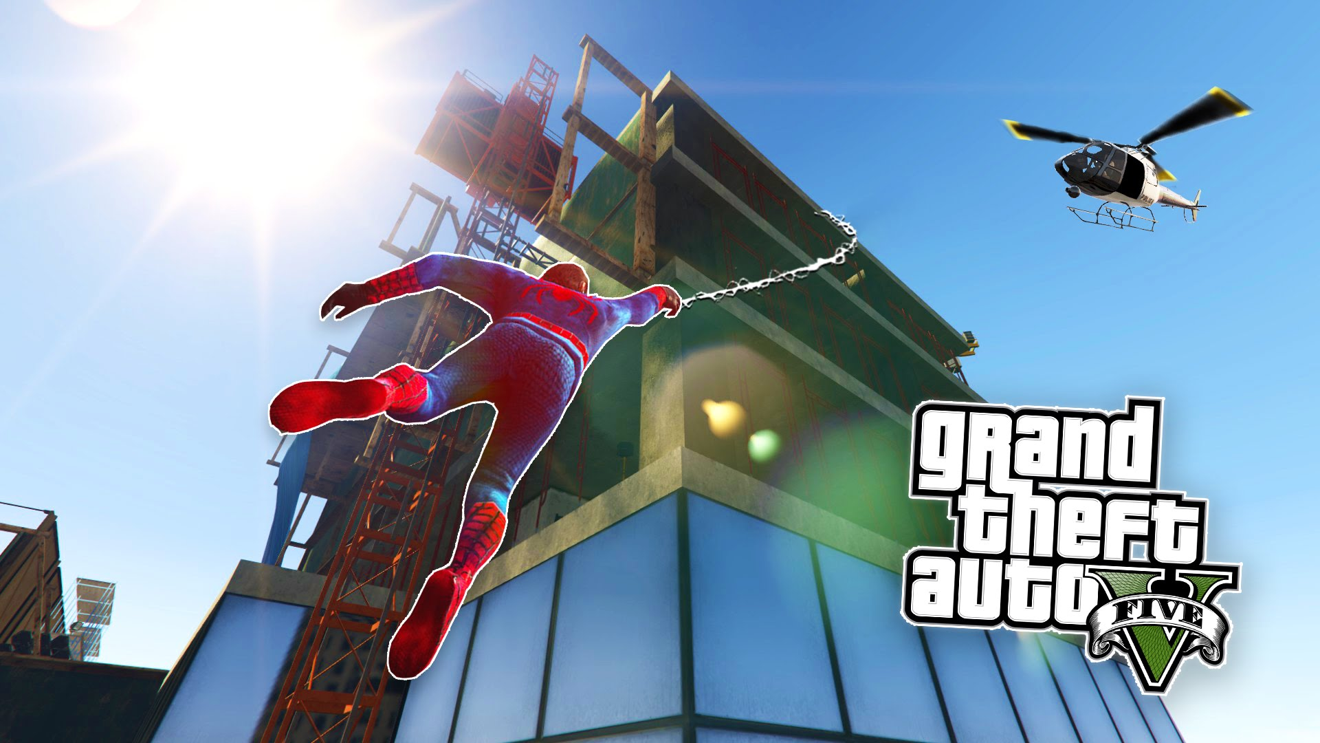 Photo of Just Cause Grapple Gun acum si in GTA 5!