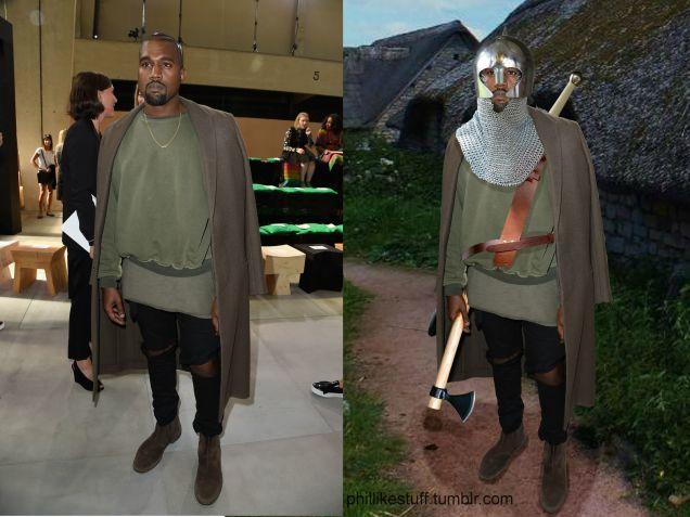 Kanye West si Final Fantasy