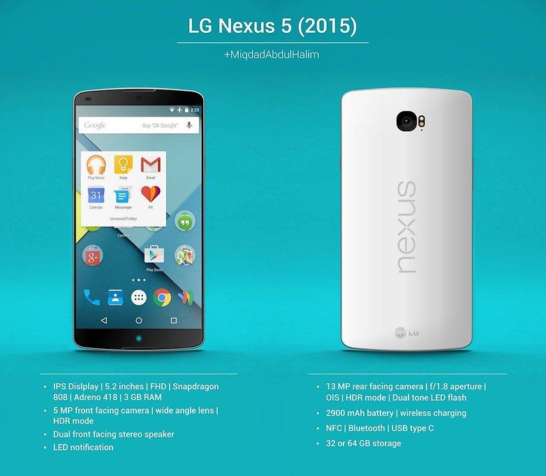 Nexus 5 2015 1