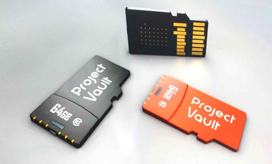 Photo of Project Vault este metoda hardware pentru siguranta datelor de la Google