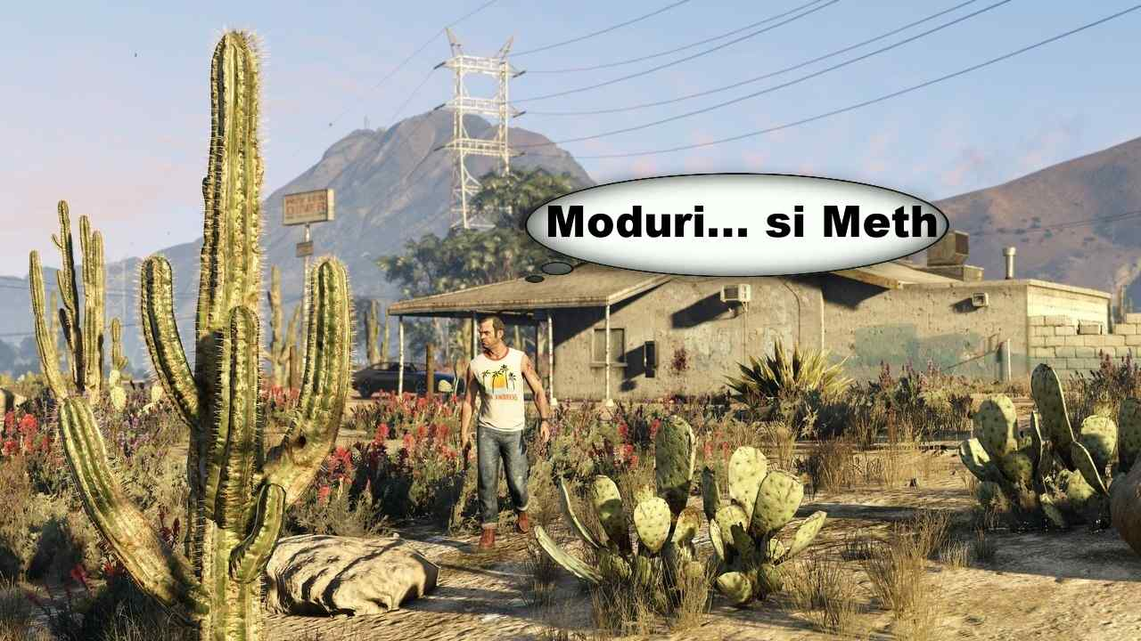 Photo of Rockstar nu baneaza modurile GTA 5 single-player!