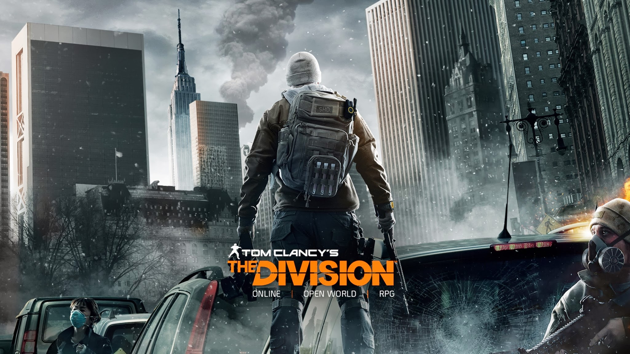 Photo of Tom Clancy's The Division va fi amanat pana in 2016