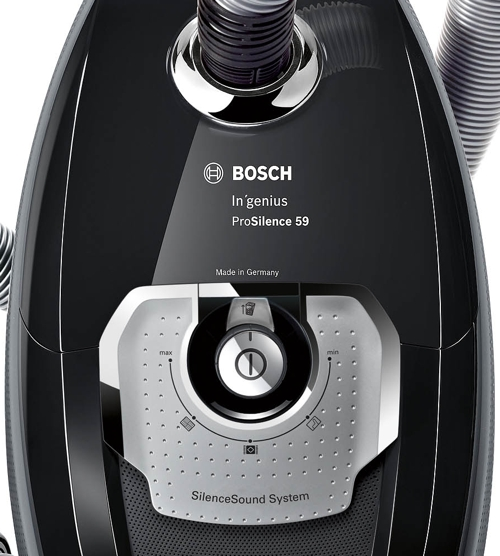 Photo of Bosch GL-80 In'genius, aspiratorul cel mai silentios de pe piata